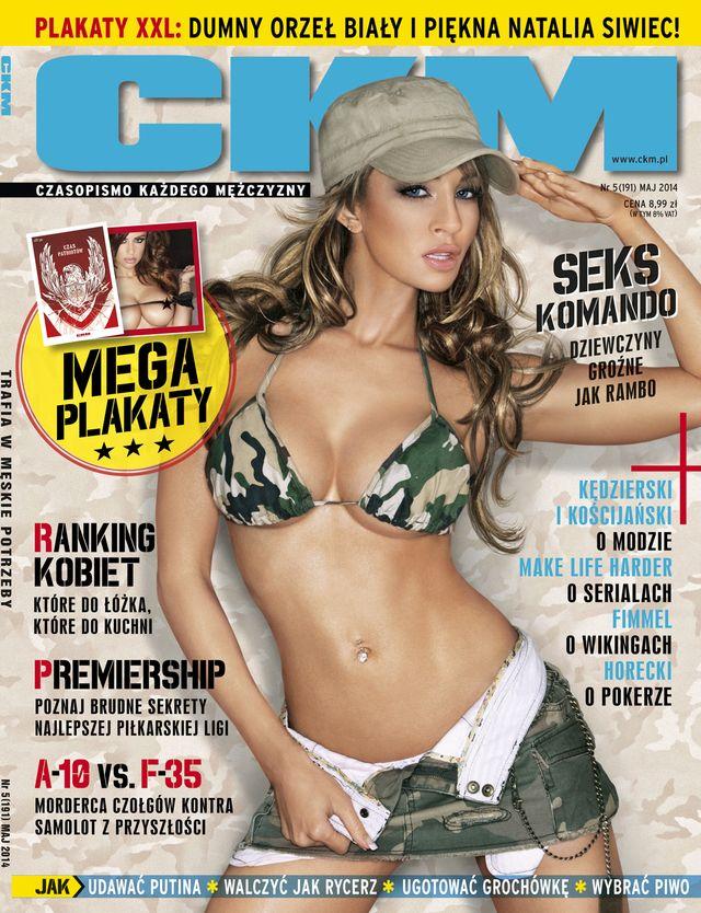 Nowy CKM z Magdą, dziewczyna z Seks Komando (FOTO)