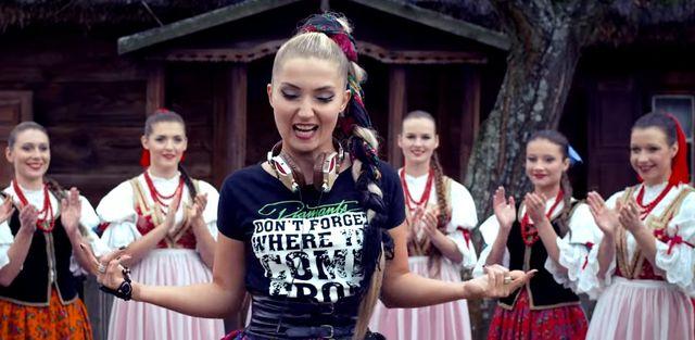 Na Eurowizji sparodiowano występ Cleo! (VIDEO)