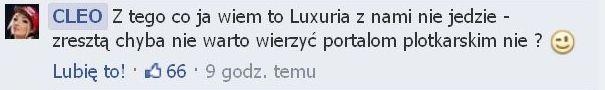 Czy Luxuria Astaroth będzie ubijać masło na Eurowizji?