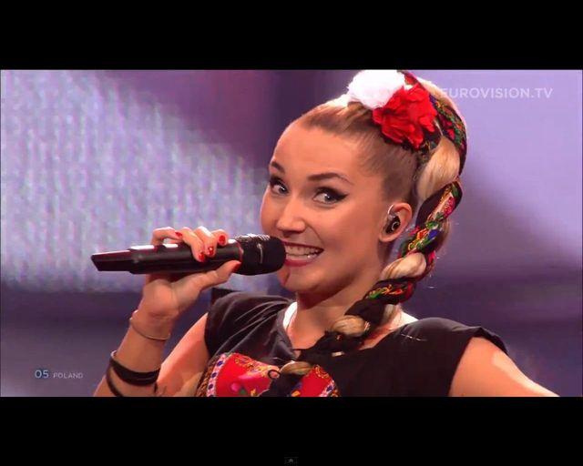Gdyby nie jurorzy, Cleo zaj�aby 4. miejsce na Eurowizji