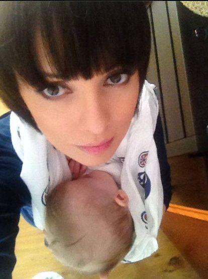 Dorota Gardias pokazała zdjęcie z córeczką (FOTO)