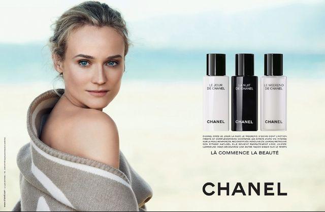 Twarz Chanel bez makija�u ju� tak nie zachwyca? (FOTO)