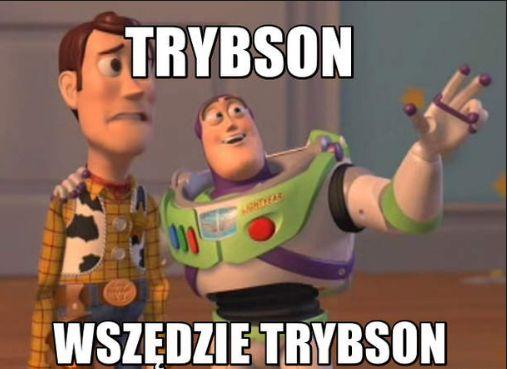 Trybson: Nie jestem milionerem!