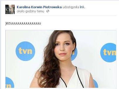 Ania Bałon będzie dziennikarką!