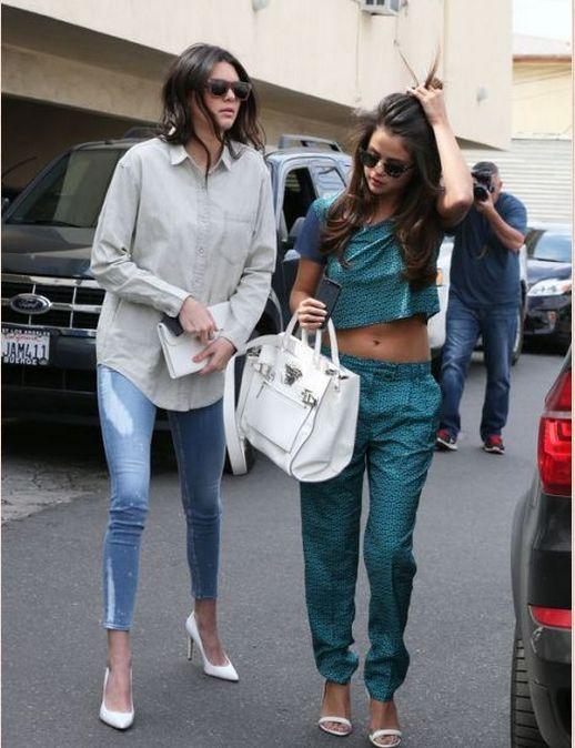 Dlaczego Selena Gomez i Kendall Jenner już się pogodziły?