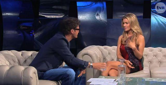 Joanna Krupa skomentowa�a konflikt z Anj� Rubik (VIDEO)