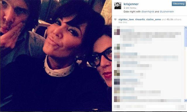 Kris Jenner potwierdza swój romans z 31-latkiem? (FOTO)