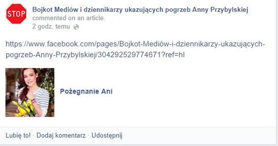 Korwin-Piotrowska już skrytykowała Annę Muchę