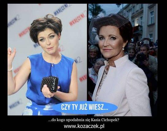 Ile lat dodała sobie Kasia Cichopek? (FOTO)