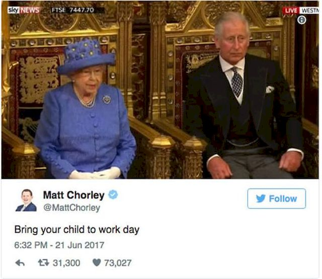 Królowa Elżbieta wywołała ogromne poruszenie swoją kreacją!