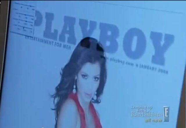 Kim Kardashian pojawi się w Playboyu?