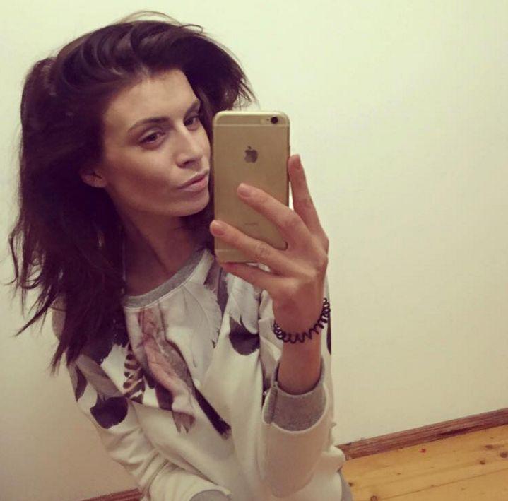 Jak Magda Stępień z Top Model wyglądała przed odchudzaniem?