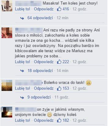 Lawina krytyki po oświadczynach w Rolnik szuka żony (FB)