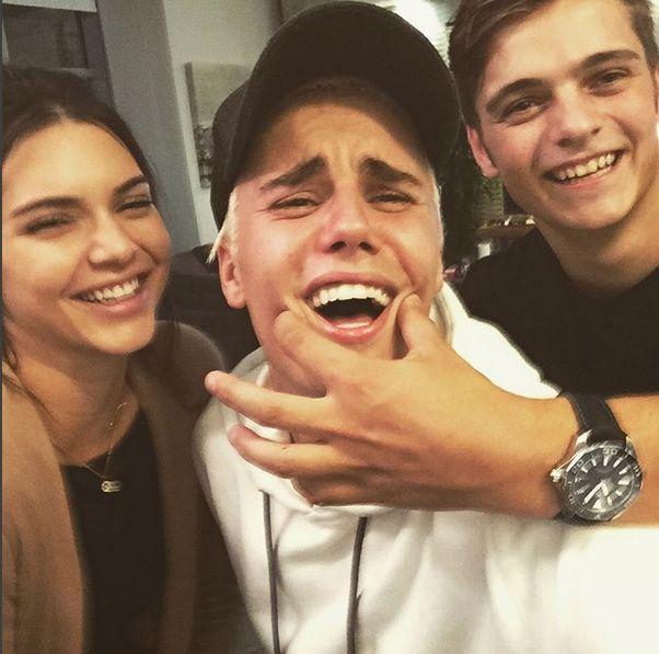 Która polska gwiazda imprezuje z Justinem Bieberem? (Insta)
