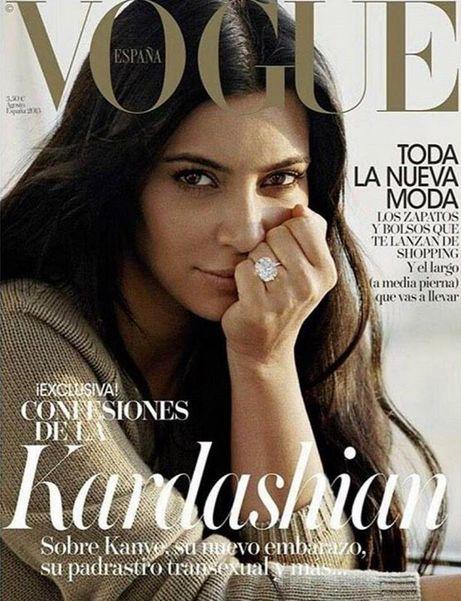 Co powiecie na Kim Kadrashian bez makija�u i pi�amie?(Insta)