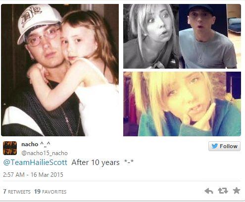 Córka Eminema wyrosła na prawdziwą piękność (FOTO)