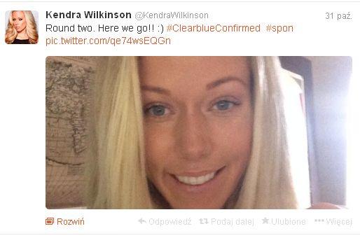 Kendra Wilkinson jest w ciąży!