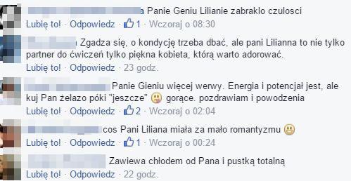 Eugeniusz z Rolnik szuka żony mocno podpadł widzom (FB)