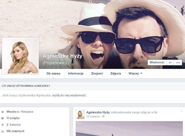 Agnieszka Popielewicz zrobiła TO dopiero przy Grzegorzu (FB)