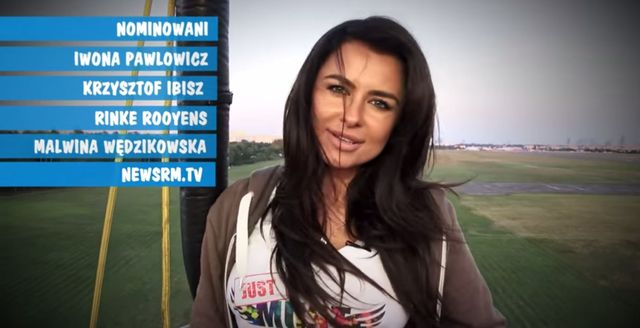 Natalia Siwiec postawiła na splash wysokich lotów (VIDEO)