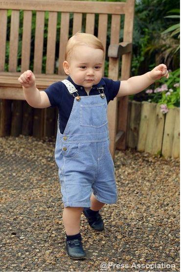Jak wyglądały 1. urodziny księcia Jerzego? (FOTO)