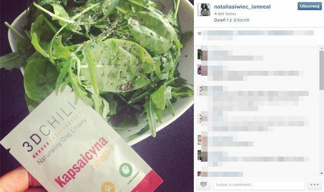 Natalia Siwiec te� przesz�a na diet� (FOTO)