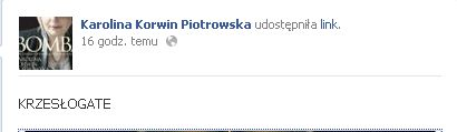 Co łączy Joannę Horodyńską i  Piróga w toalecie? (FOTO)