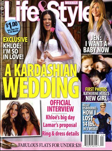 Khloe Kardashian szykuje się do ślubu! (FOTO+VIDEO)