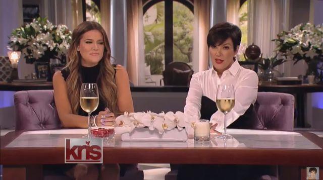 Kris Jenner jest zbyt śmiała w swoim show?