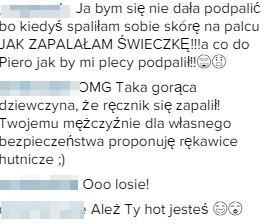 To foto na Instagramie Kaczorowskiej wzbudza niepok�j
