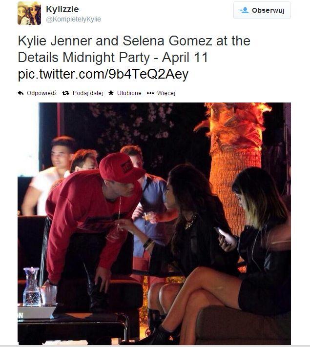 Selena Gomez mocno zabalowała na Coachelli (FOTO)