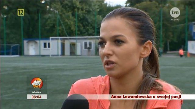 Żona Lewandowskiego zostanie drugą Ewą Chodakowską? (VIDEO)