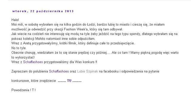 Marta Wierzbicka też jedzie po blogerach (VIDEO)