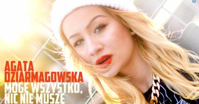 Agata Dziarmagowska wydała debiutancki singiel! (VIDEO)