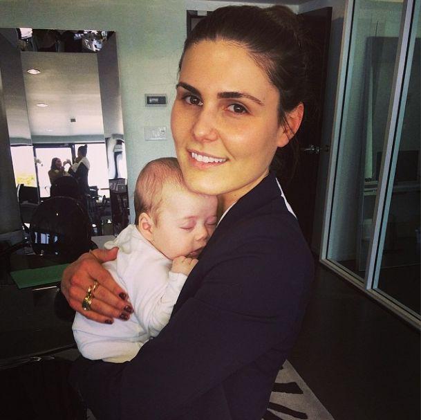 Rachel Zoe zabiera ze sobą synka do pracy (FOTO)