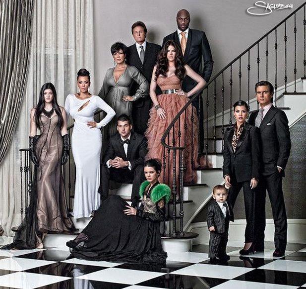 Powa�ny kryzys w rodzinie Kardashian�w?