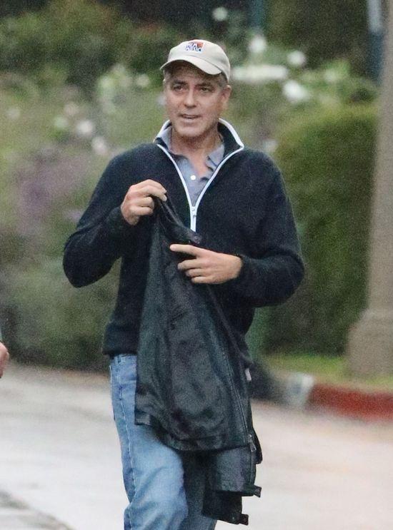George Clooney jest wolny!