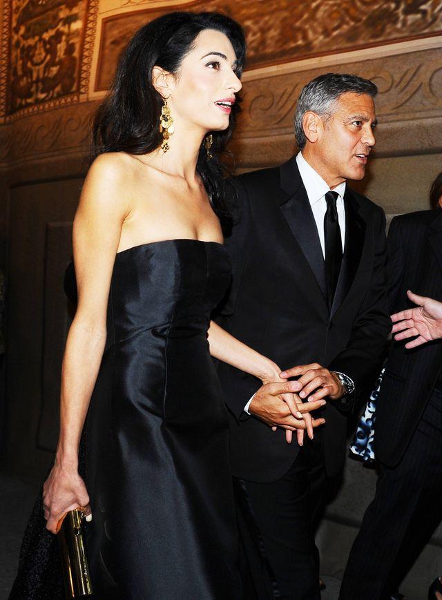 George Clooney OŻENIŁ SIĘ!