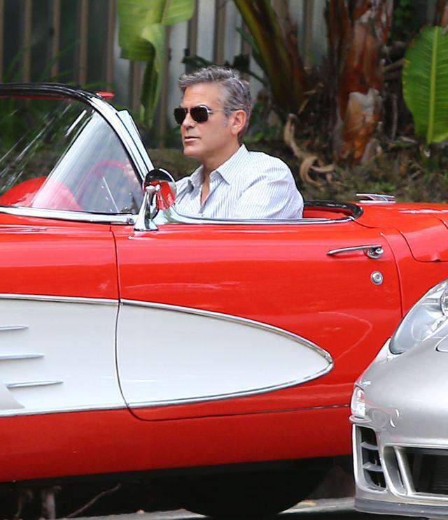 George Clooney chce zostać prezydentem USA