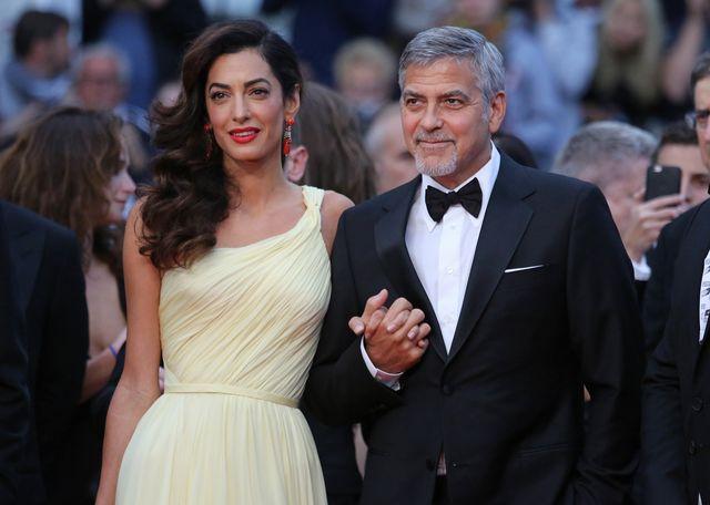 Amal Clooney spodziewa się kolejnego dziecka?