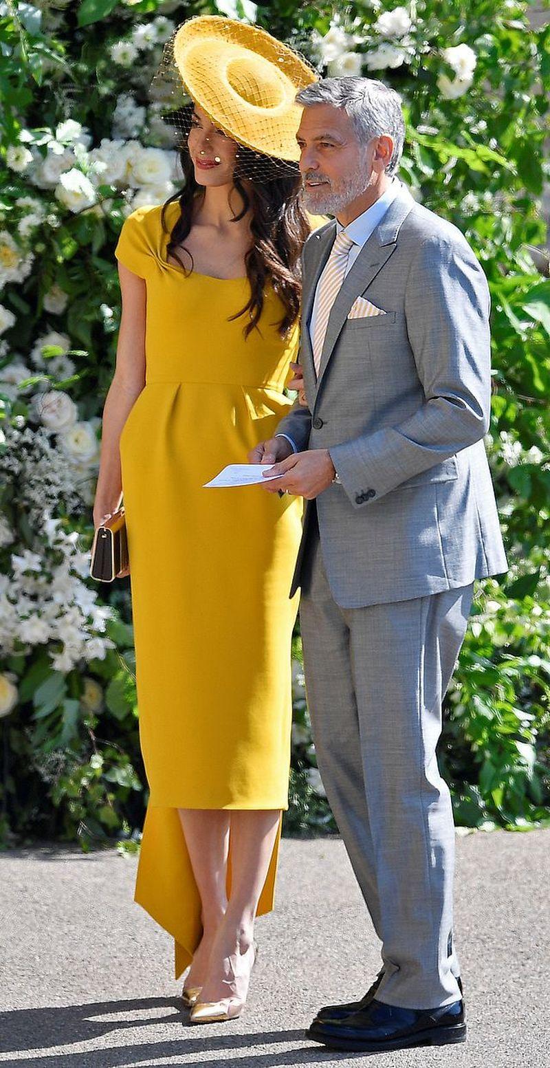 Oto PRAWDA o małżeństwie George'a i Amal Clooneyów