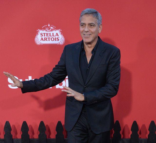 Ma gest! George Clooney dał swoim przyjaciołom po MILIONIE dolarów