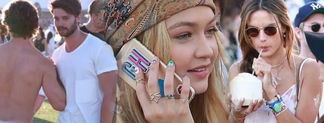 Ostatnie podrygi na festiwalu Coachella (FOTO)