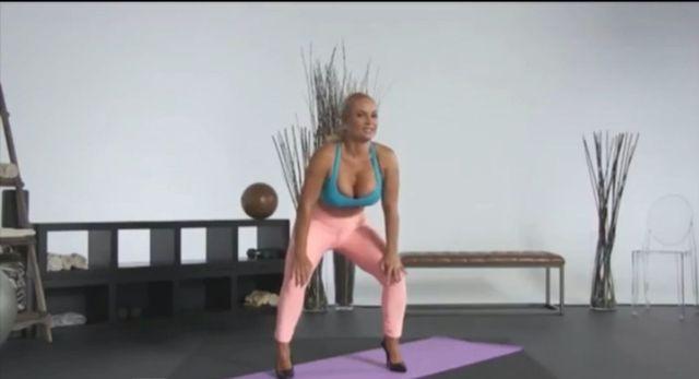 Lepsza od Ewy Chodakowskiej? (FOTO+VIDEO)