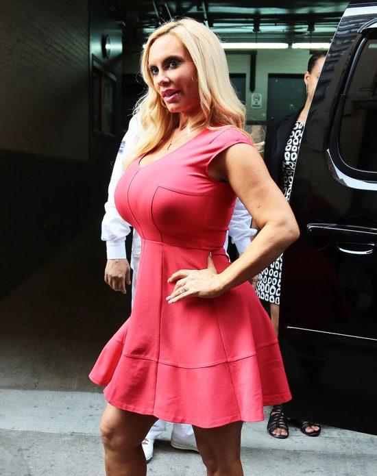 Coco Austin ma w ciąży brzuch jak Sarah Stage? (FOTO)