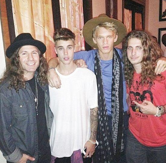 Była dziewczyna Biebera znalazła sobie innego piosenkarza