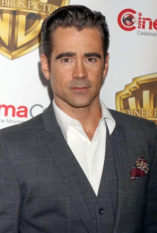 Colin Farrell smutno opowiada o swoim życiu. Żałuje rozstania Alicją?