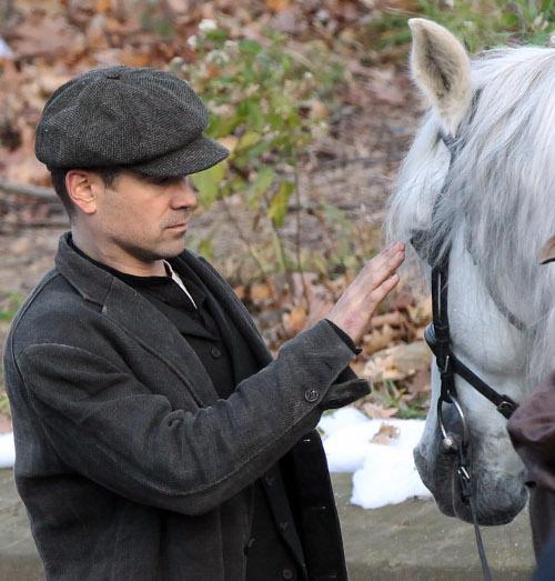 Colin Farrell wystawił Alicję Bachledę-Curuś do wiatru