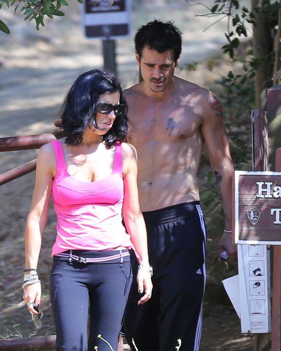 Colin Farrell skończył z kobietami? (FOTO)