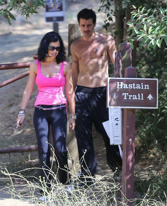 Colin Farrell sko�czy� z kobietami? (FOTO)